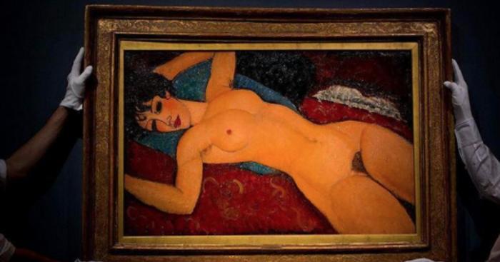 20 работ художника Модильяни на выставке в Италии признали подделками