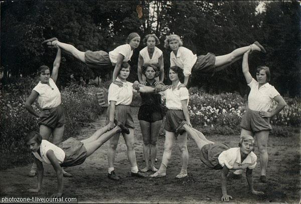 Сексуальная революция 1917 в россии