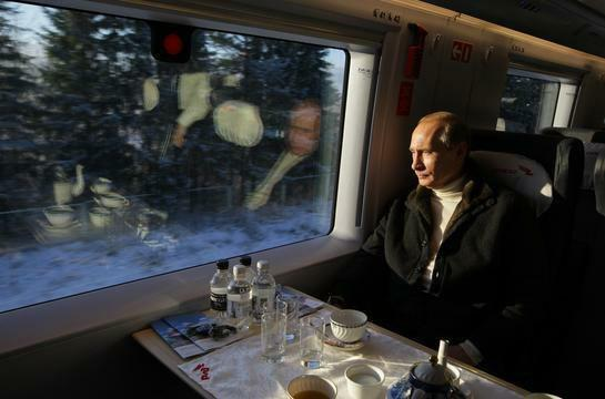 Резиденции и дворцы Путина (27 фото) » Триникси