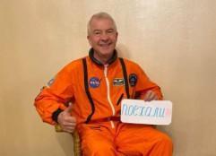 Депутат-единоросс в День космонавтики сфотографировался в костюме NASA