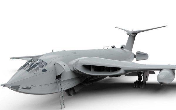 Возможный вид будущего истребителя-бомбардировщика АТН-51
