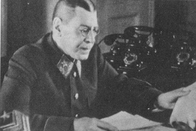 Картинки по запросу шапошников 1941
