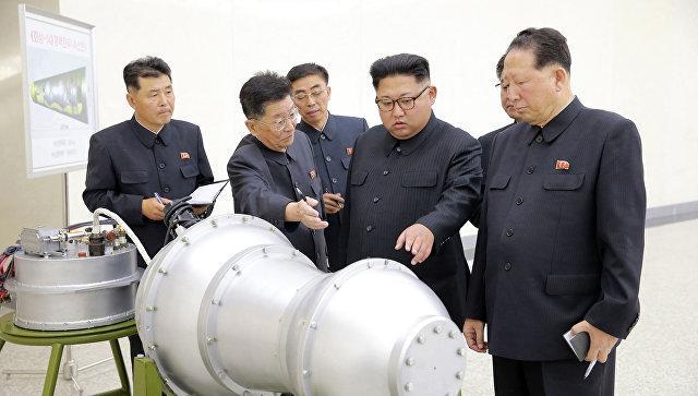 США ожидают от России и Китая выполнения резолюции СБ ООН по КНДР