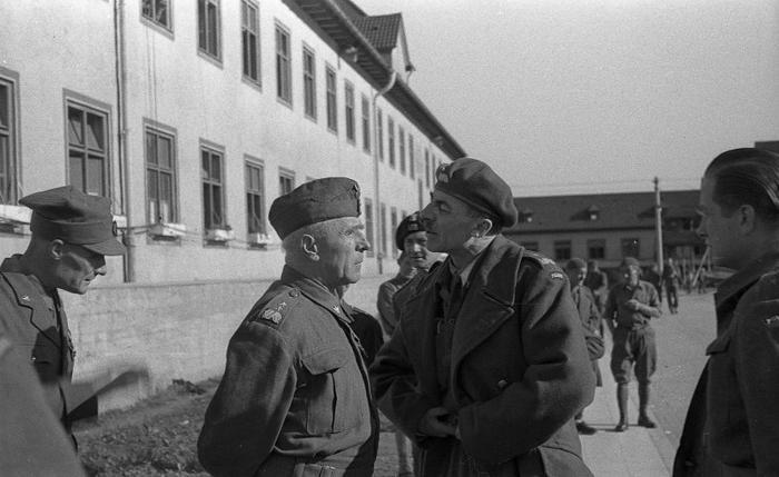 Как жили в образцовом нацистском лагере во время войны