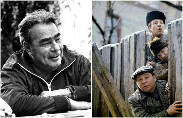 Легендарные советские фильмы, которые дошли до зрителей благодаря генсеку