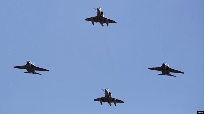 Израильские боевые самолеты (архивное фото)