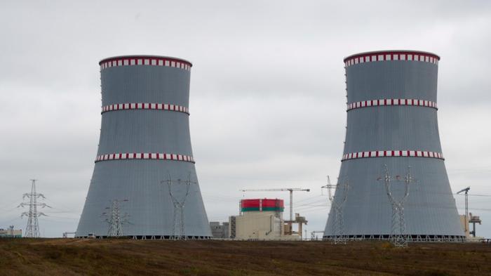 Первый энергоблок БелАЭС выведен на 100% мощности