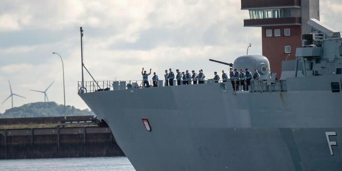 НАТО блокировало российское торговое судно в Средиземном море, чем мы может ответить?
