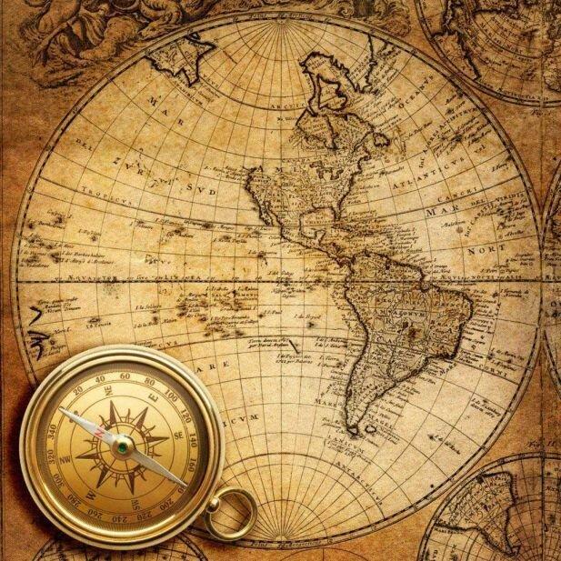 Если бы китайцы изобрели компас, то они открыли бы Америку гораздо раньше Колумба