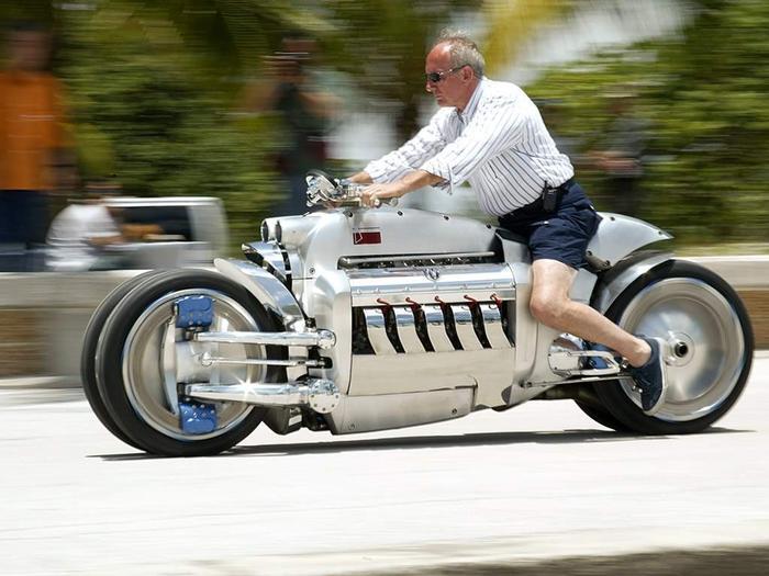 Самый быстрый мотоцикл в мире