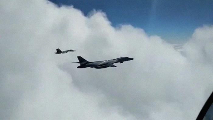 В Польше оценили российский истребитель Су-30СМ