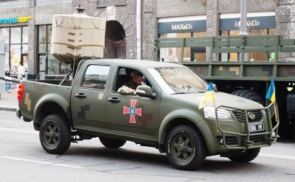 На фото:  многоцелевой грузовик марки «Богдан 2351»