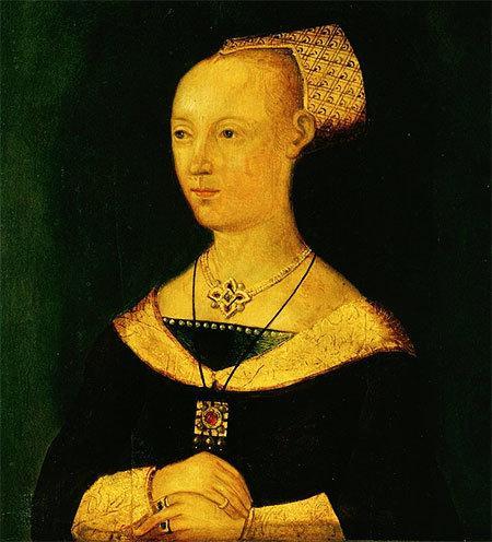 Неизвестный художник. Елизавета Вудвилл