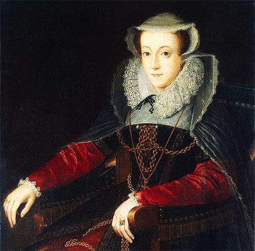 Неизвестный художник. Мария, королева Шотландии