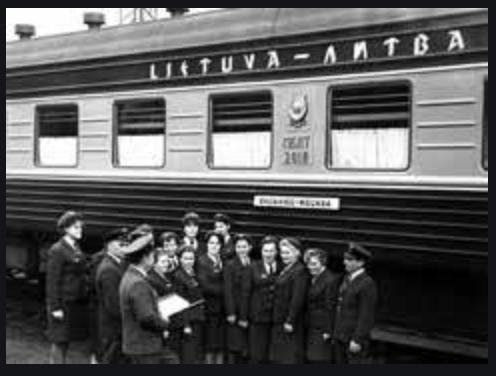Советский несун как лицо времени