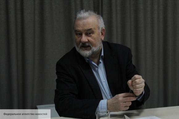 Степанов: антироссийские СМИ являются ударной силой по свержению законной власти в стране