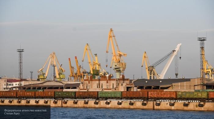 Украина несет убытки из-за российского порта в Усть-Луге