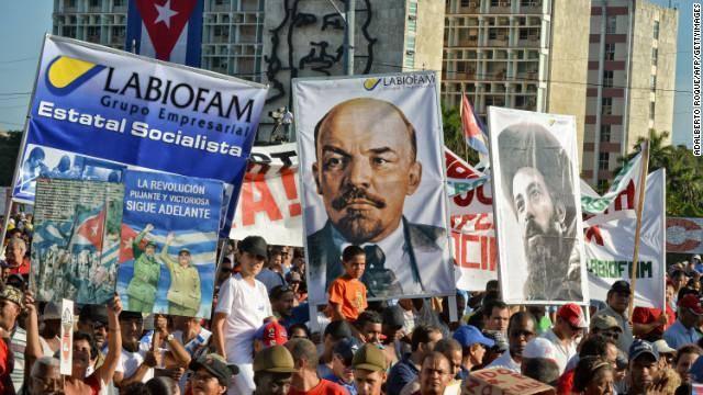 ==!!!Ленин на Кубе