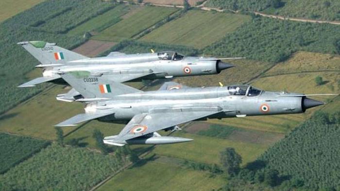 За что МиГ-21 прозвали в Индии «Летающим гробом»