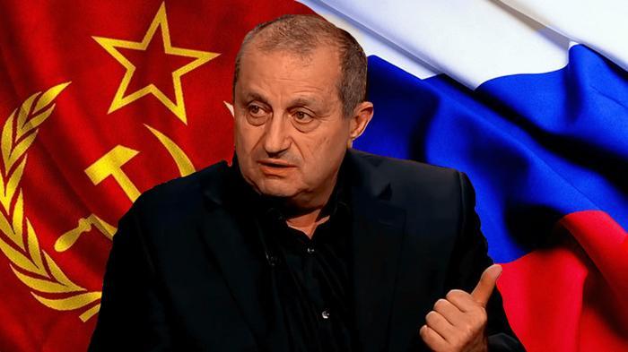 Фотошоп (собственное исполнение). Яков Кедми, независимый эксперт, политолог.