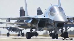 Российские ВВС в Сирии, март 2013 г