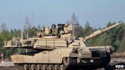 """""""Леопард"""" 2A4 на вооружении польской армии, ноябрь 2015"""