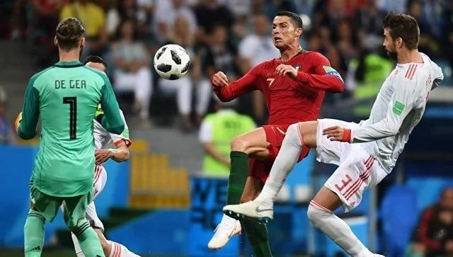 Обсуждение футбола испании