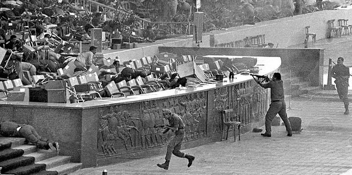 Убийство Анвара Садата египетскими военными