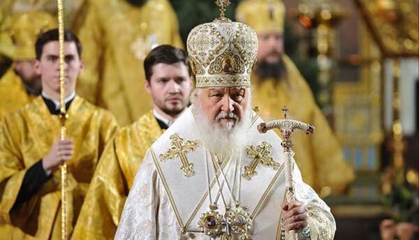 Патриарх Кирилл (глава Русской православной церкви)