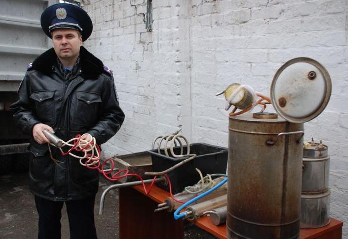 Закон о самогоноварении в россии