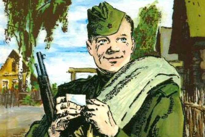 Картинки по запросу байки войны теркин