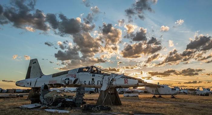 Американский генерал рассказал о небоеспособности ВВС США