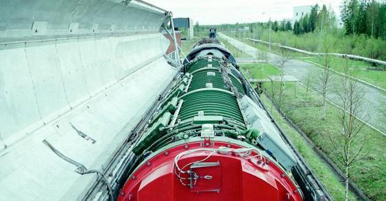 Ядерный «поезд-призрак»: зачем боевой комплекс «Баргузин» вводят в строй...