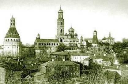 Тамплиеры – строители Московского государства.