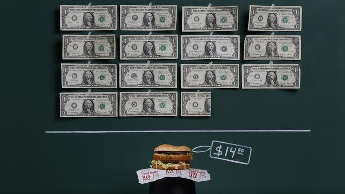 CNN: согласно «индексу бигмака», рубль — самая недооценённая валюта