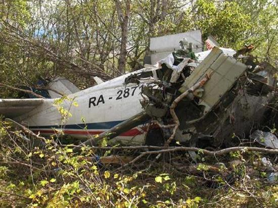 В крови пилотов разбившегося на Камчатке Ан-26 нашли алкоголь