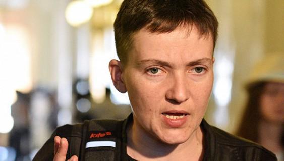 Савченко назвала три способа вернуть Крым