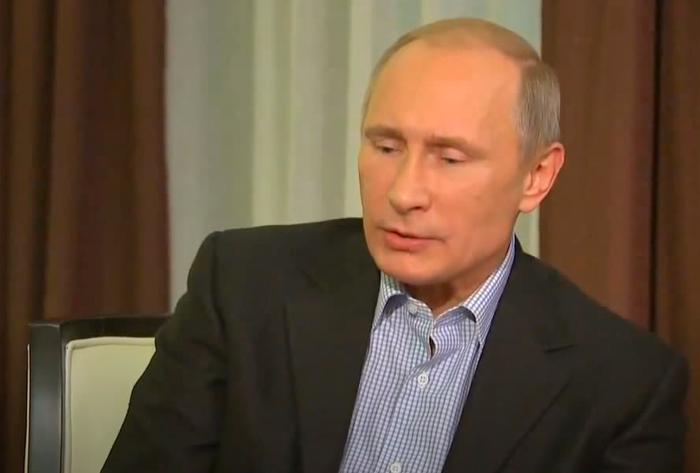 Путин дает интервью и объясняет несправедливость приватизации