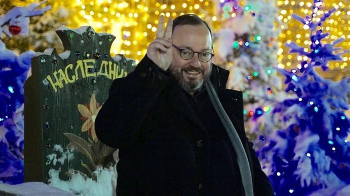 Российский политолог и политтехнолог Станислав Белковский