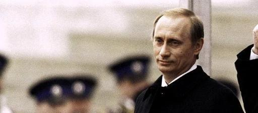 Владимир Путин в 2000 году