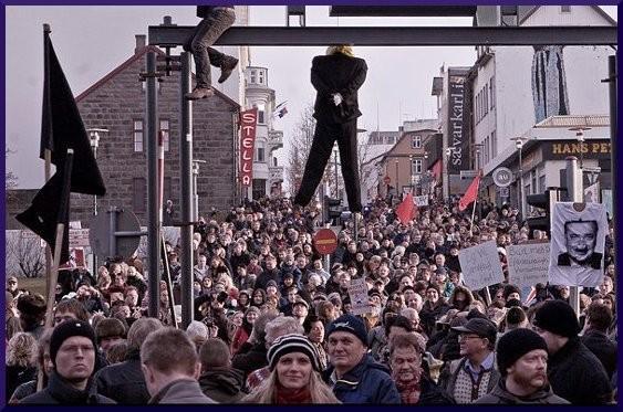 Тихая революция в Исландии. Молчание мировых СМИ