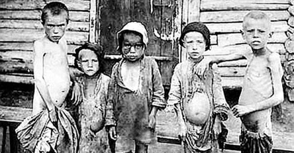 Индустриализация голодомор