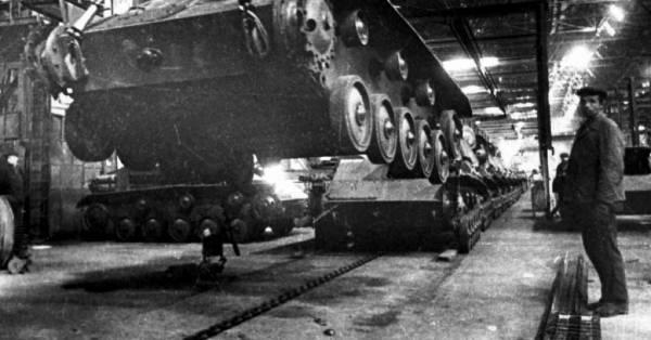 Индустриализация военно-промышленный комплекс