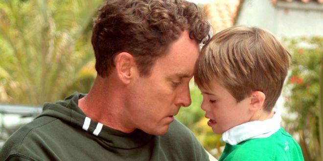 Джон Макгинли и его сын