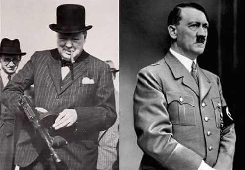 adolf merridew and piggy churchill Piggy is similar to winston churchill, president roosevelt's ally and friend, who was the first to be assaulted by nazi germany this can be compared to jack's constant dislike and attack on piggy, ralph's ally.