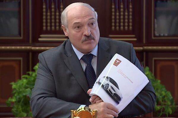 Президент Беларуси Александор Лукашенко