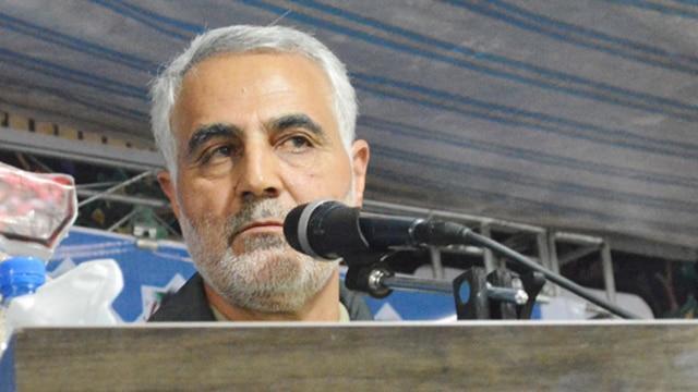 Касем Сулеймани, глава Сил Кудса