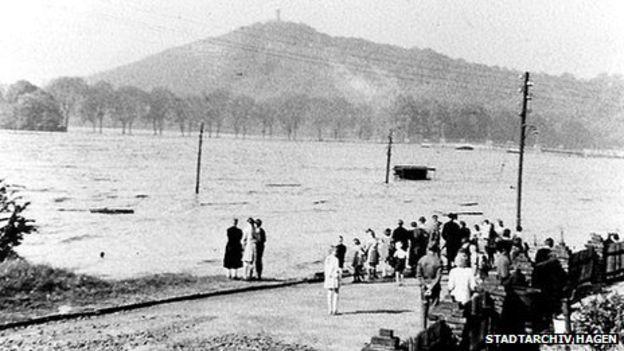 наводнение в Руре