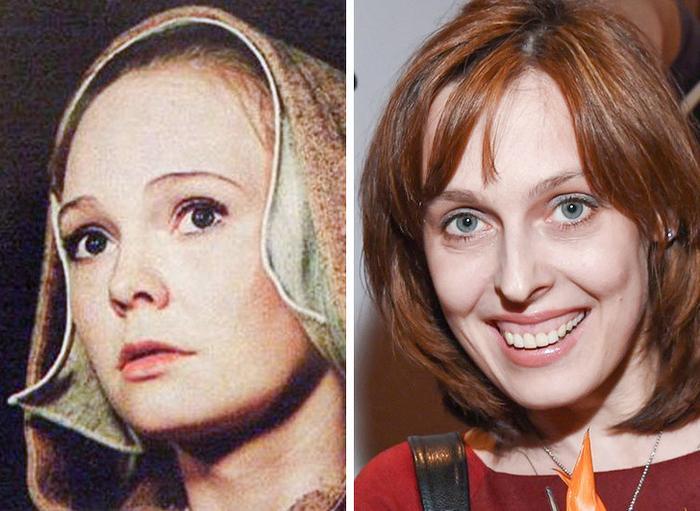 Посмотрите, как выглядят дочери 12 первых красавиц советского кинематографа