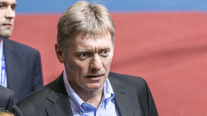 У Зеленского сохраняются шансы встретиться с Путиным – Песков